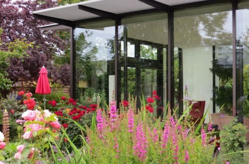 Freiformat, Garten- und Landschaftsbau, Goch, Niederrhein, Projekt 04 Wintergarten 01